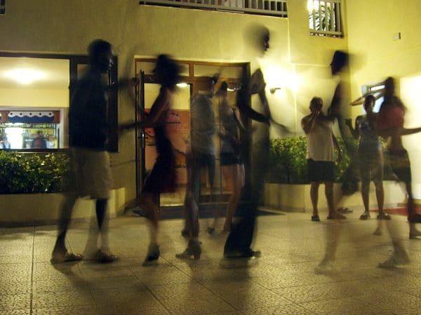 Danse latino