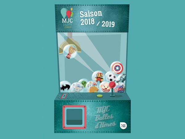 Nouvelle brochure 2018/2019