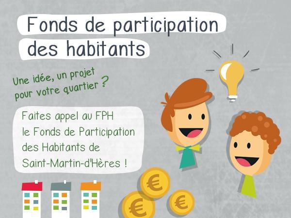 Fonds de participation des habitants
